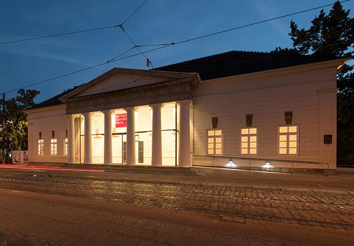 Gerhard-Marcks-Haus Fassade
