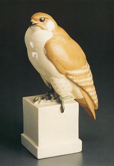 Gerhard Marcks, Falke, 1907