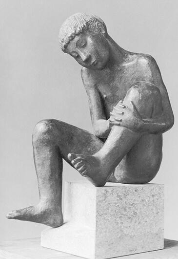 Gerhard Marcks, Ragazzo, 1935