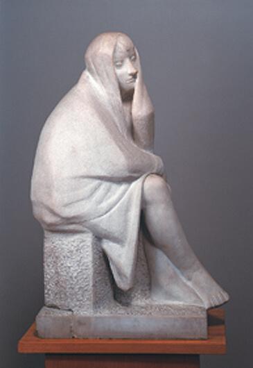 Gerhard Marcks, Kastalia, 1931/32