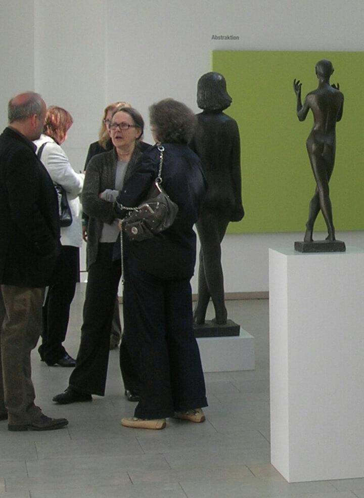 Förderer und Freunde des Gerhard-Marcks-Hauses