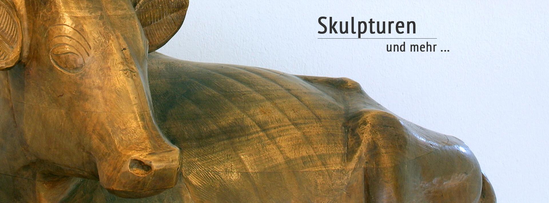 Skulpturen und mehr...