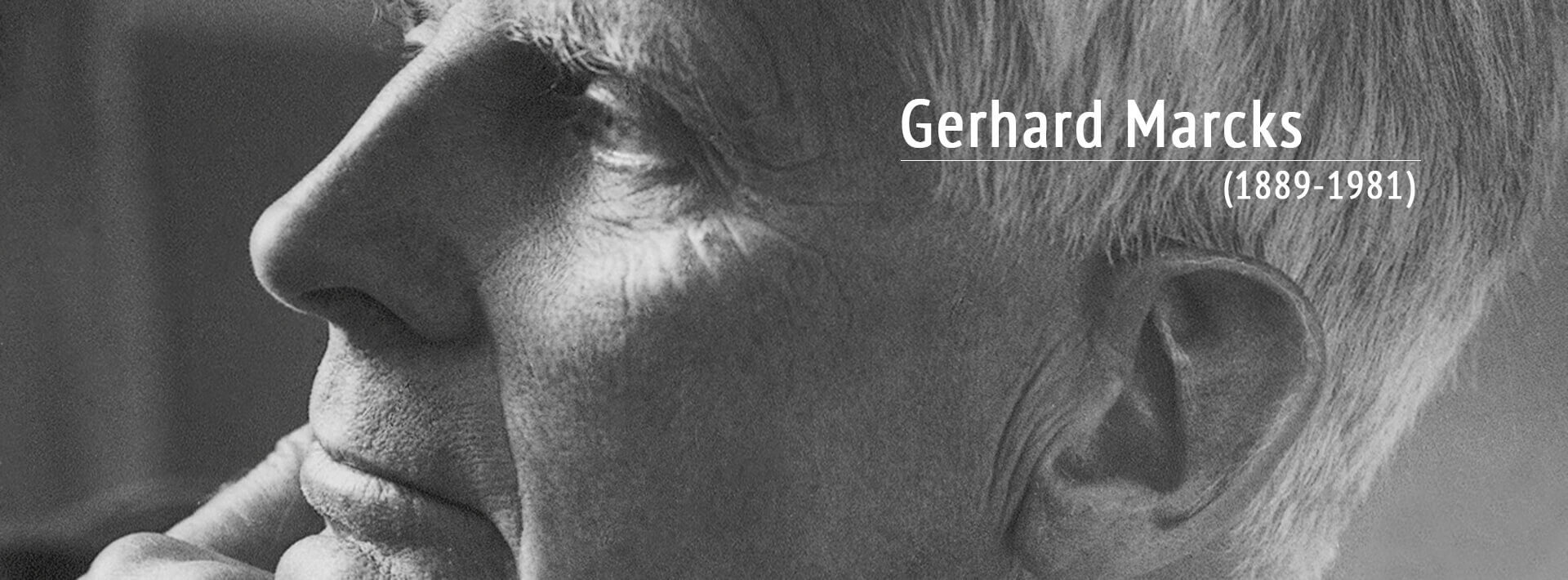 Gerhard Marcks (1889-1981)