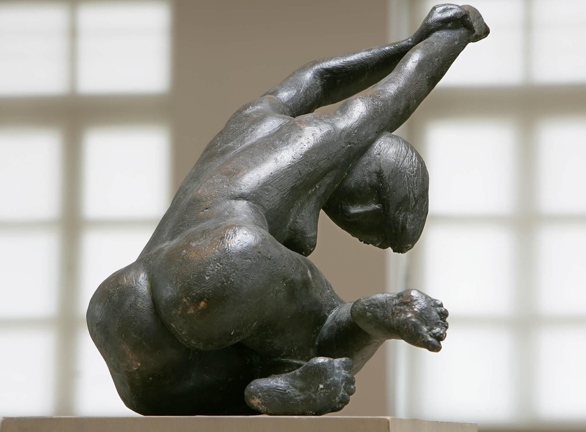 Waldemar Grzimek, Tänzerin I, 1965, Bronze, Schlüsselwerk