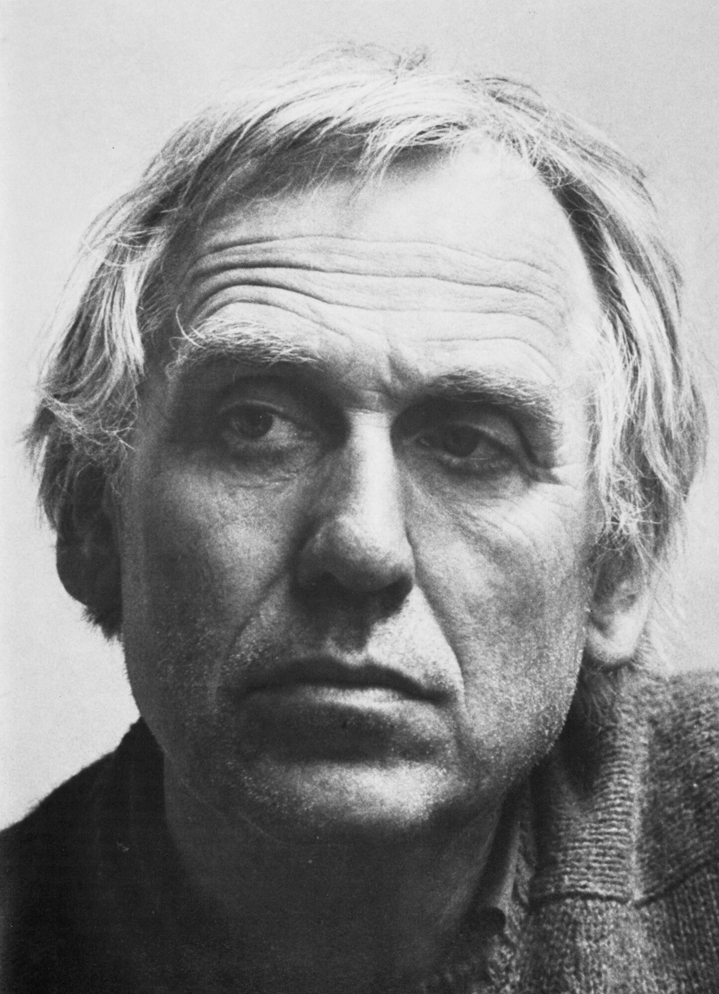 Waldemar Grzimek, Porträt, 1943