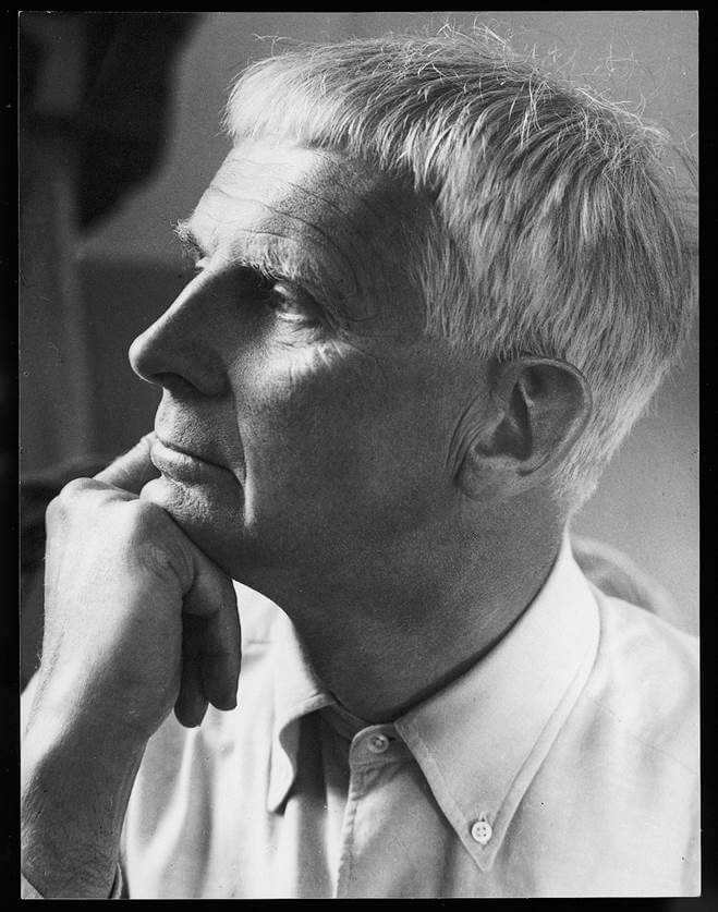 Gerhard Marcks Porträt