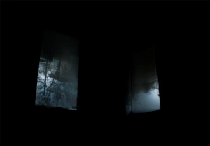 Im Inneren der Kamera (Ausschnitt), 2017, Fotografie