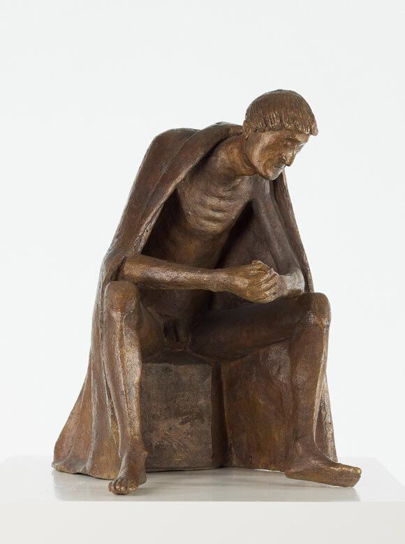 Gerhard Marcks, 1958, Bronze