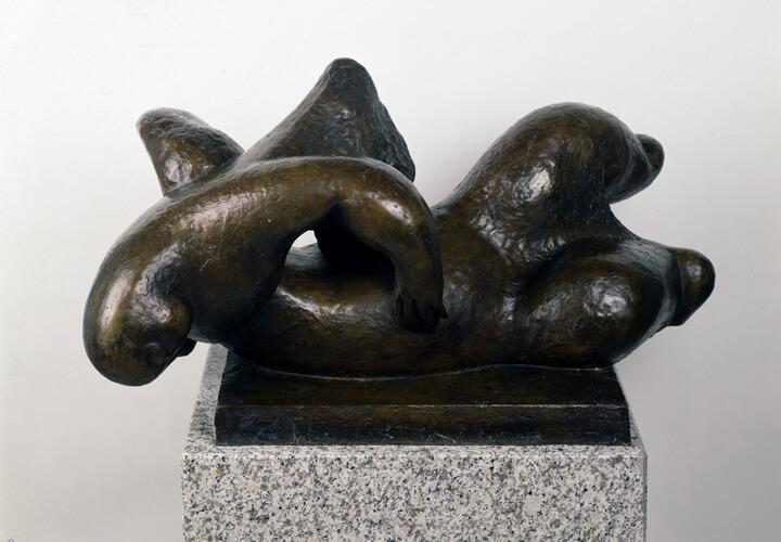 Henri Laurens, L'Archange, 1946, Bronze, Privatsammlung