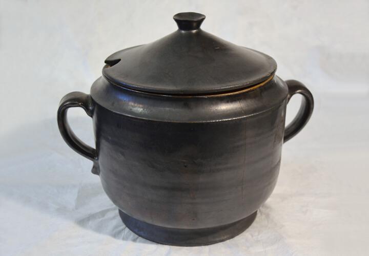 Marguerite Friedlaender-Wildenhain, Terrine, um 1926, Keramik