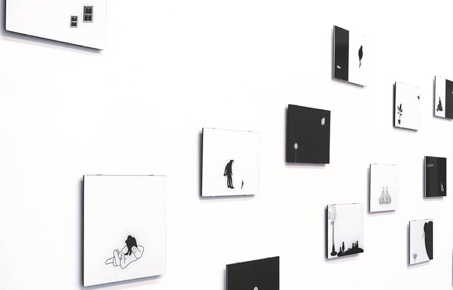 Noriko Yamamoto, Ohne Titel, 2004-2017, Zeichnungen, Digitaldrucke