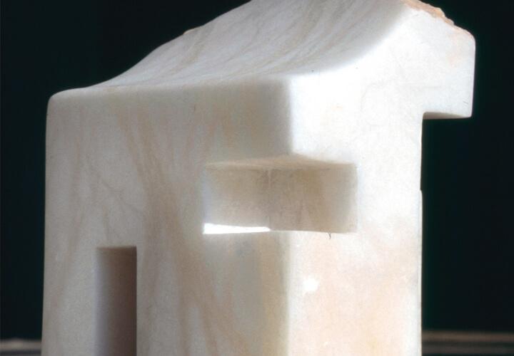 Rosa Jaisli, Casa, 1997, Alabaster