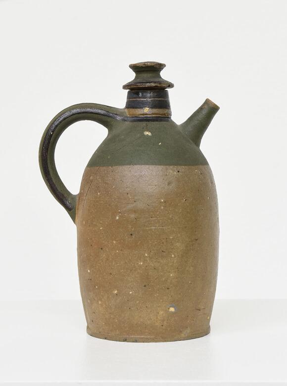 Johannes Driesch, Gerhard Marcks, Kleine Henkelflasche, um 1922