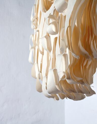 Rosa Jaisli, Diaphane III, 2010, Papierskulptur