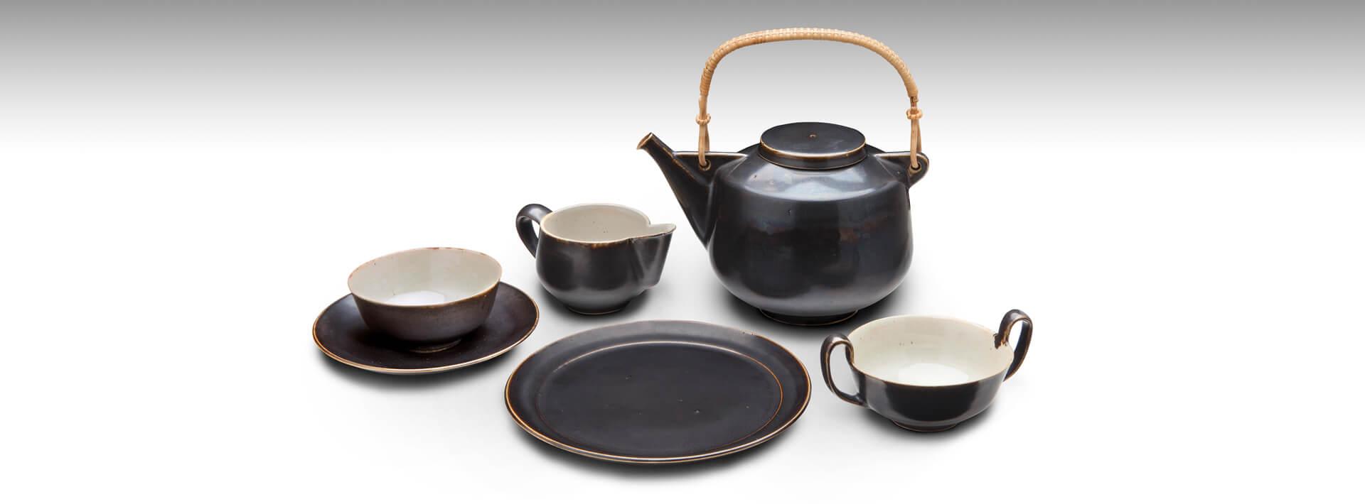 Das Teeservice von Gerhard Marcks