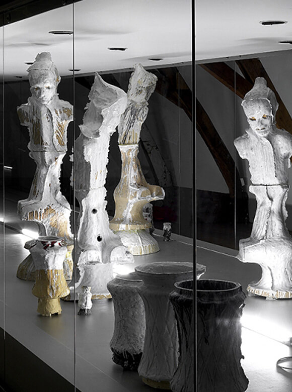 Monk, 2016-2017, Universus-Installation, 2021